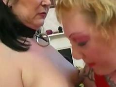 Punk Lesbians Have Some Admirable Pussy Licking Skills&#x...