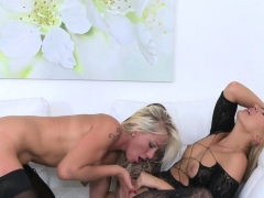 Sexy blondes essay lesbian sex insusceptible to casting