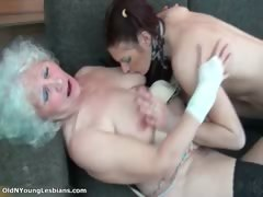 Dirty old catholic gets her wet pussy part4