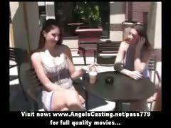Caprice increased by Salma increased by Mya lesbians singering increased by licking pussy in a of either sex gay orgy