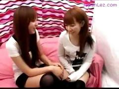 2 Young Asian Lesbians